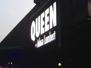 Queen and Adam Lambert, Merriweather Post