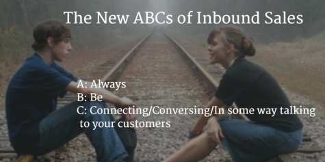 Always be connecting with inbound marketing.