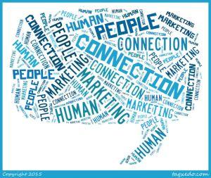Human to human in inbound marketing