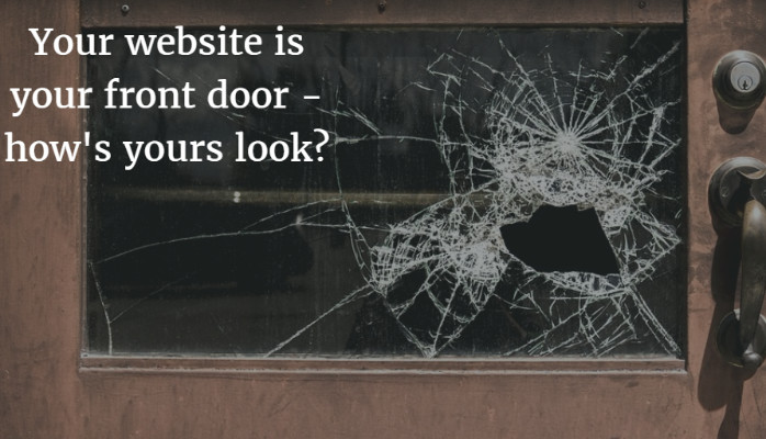 website is your storefront